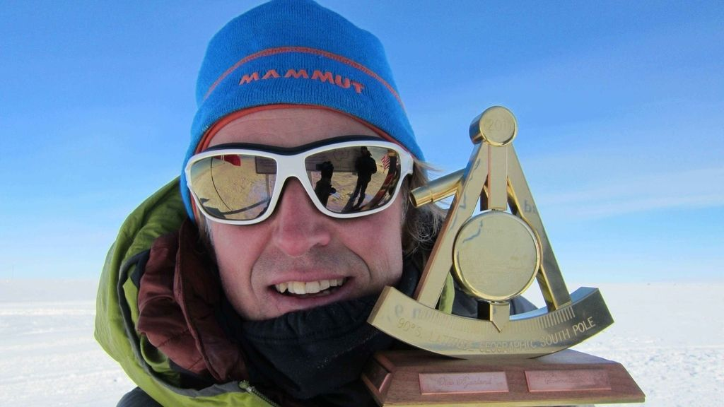 Antártida: La conquista del Polo Sur