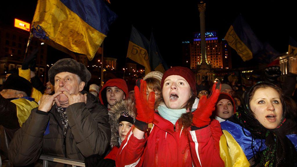 'La Marcha de los Millones', en imágenes