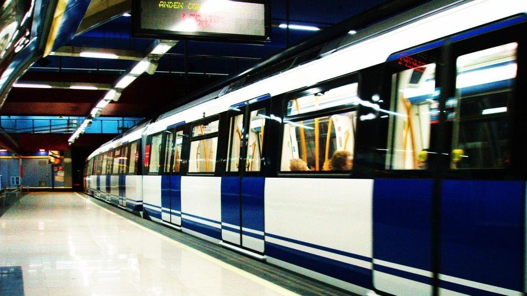Vagones de Metro