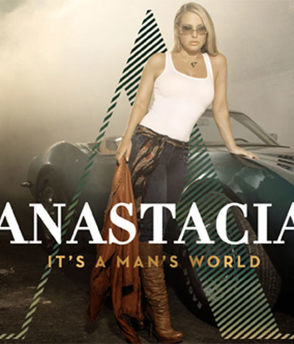 anastacia It's a Man's World'.