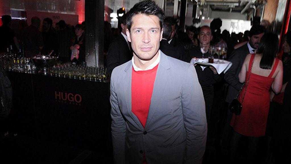 El presentador Jaime Cantizano
