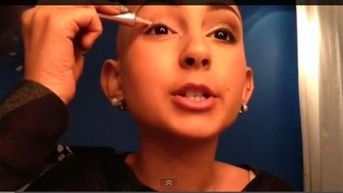 Talia Joy Castellano, estrella adolescente de Youtube
