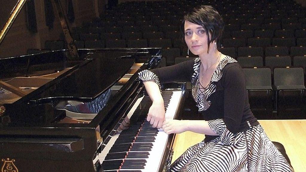 Pianista Natalia Strelchenko