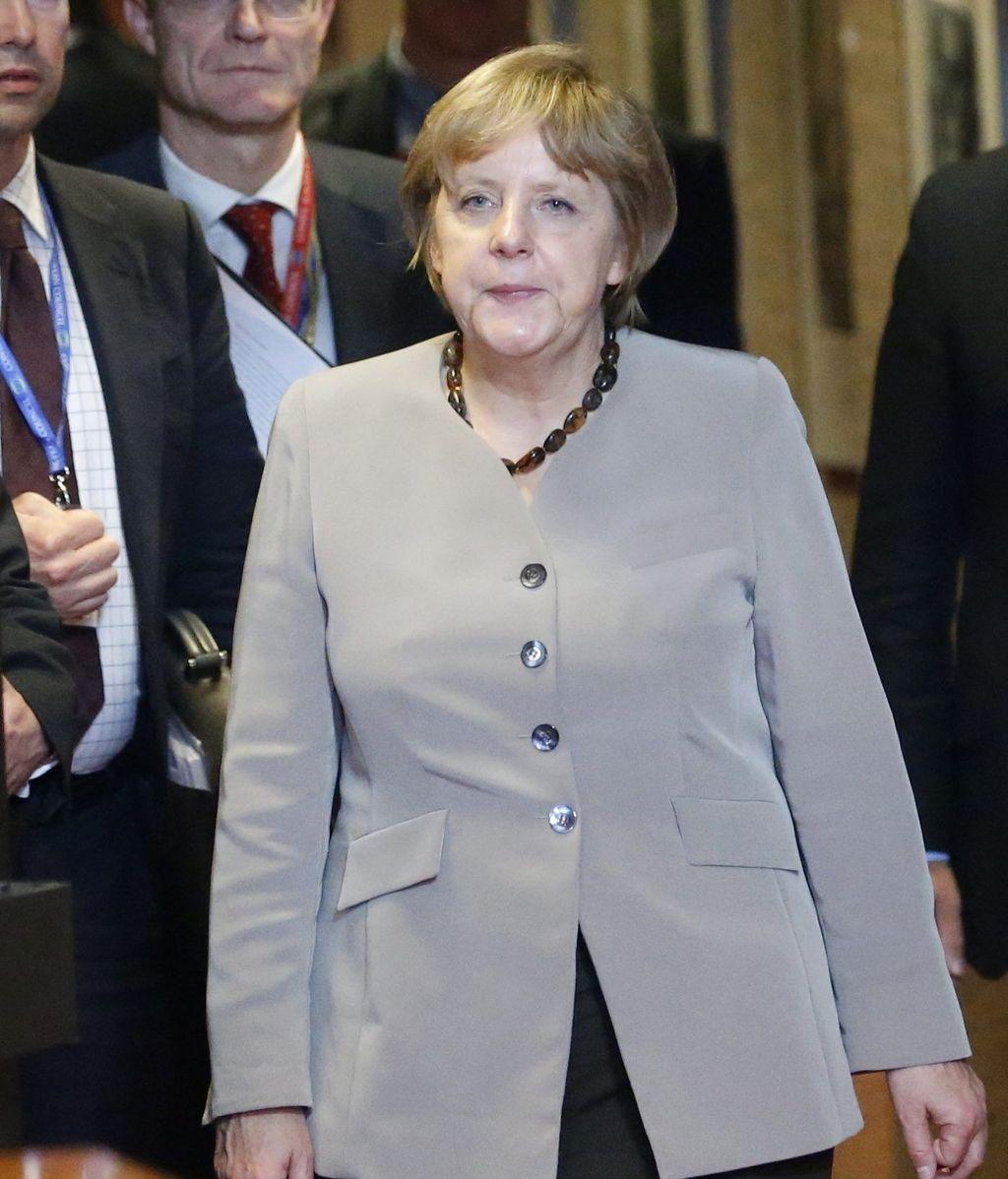 Merkel valora los resultados del Consejo Europeo