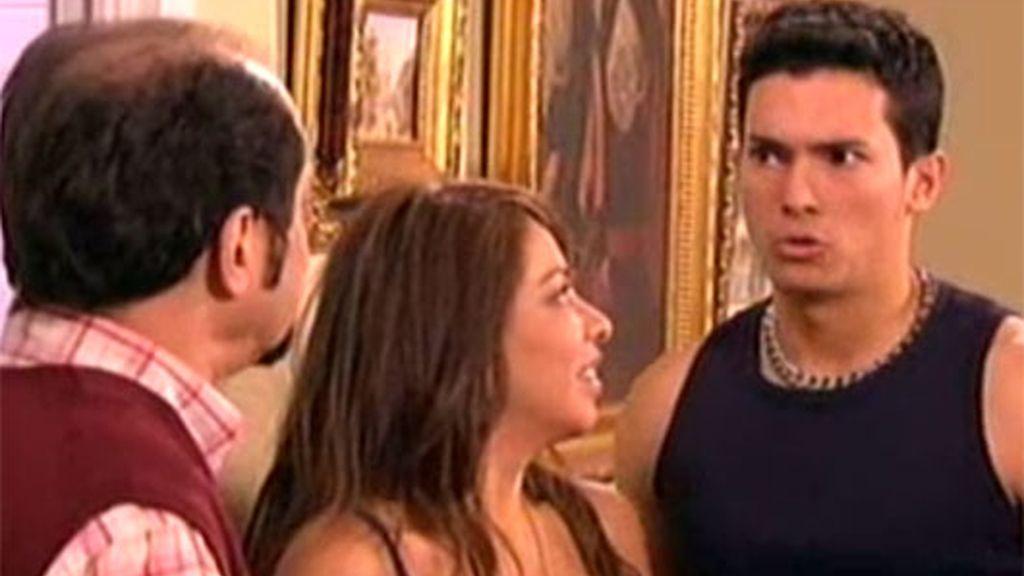 Antonio Recio, de nuevo enamorado