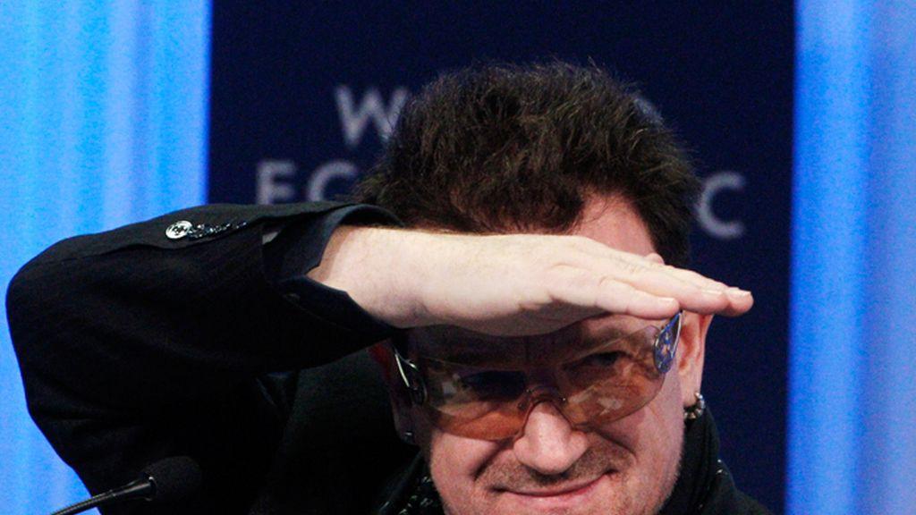 Bono, líder de U2