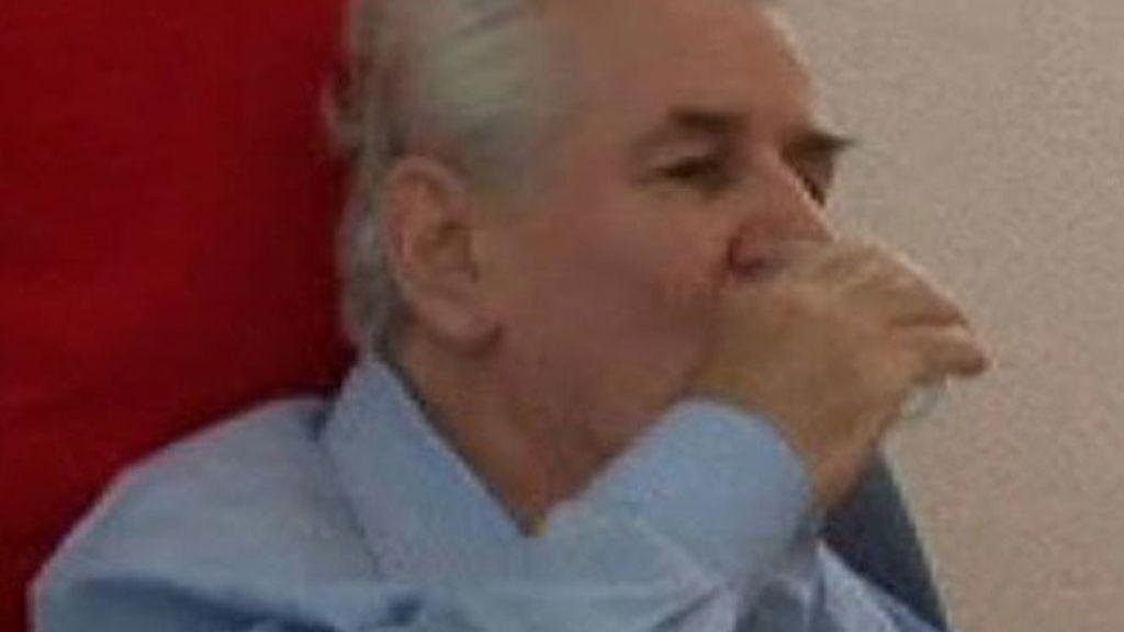 La cadena BBC ha difundido las últimas horas del multimillonario Peter Smedley.