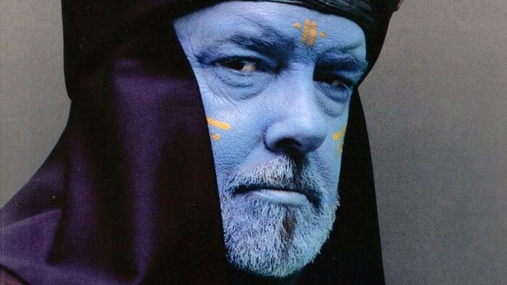 El cameo de George Lucas