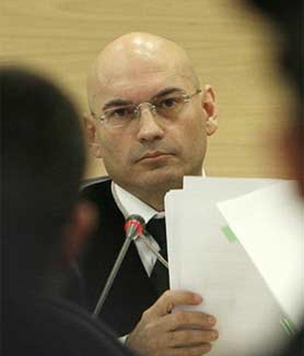 Javier Gómez Bermúdez prohibió a la letrada asistir a un juicio con velo. FOTO: EFE / Archivo