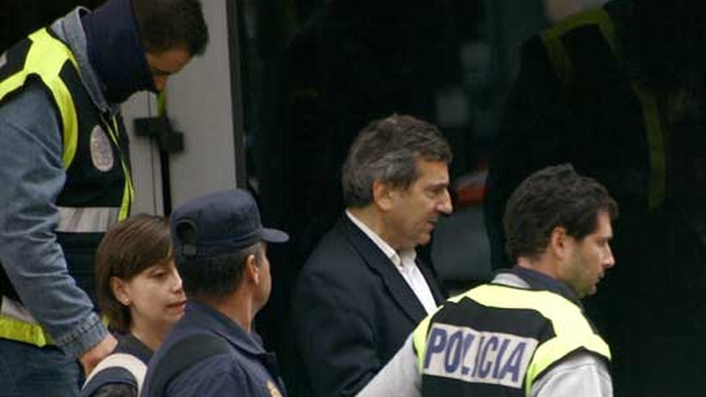 Operación contra la corrupción policial. Vídeo: Atlas