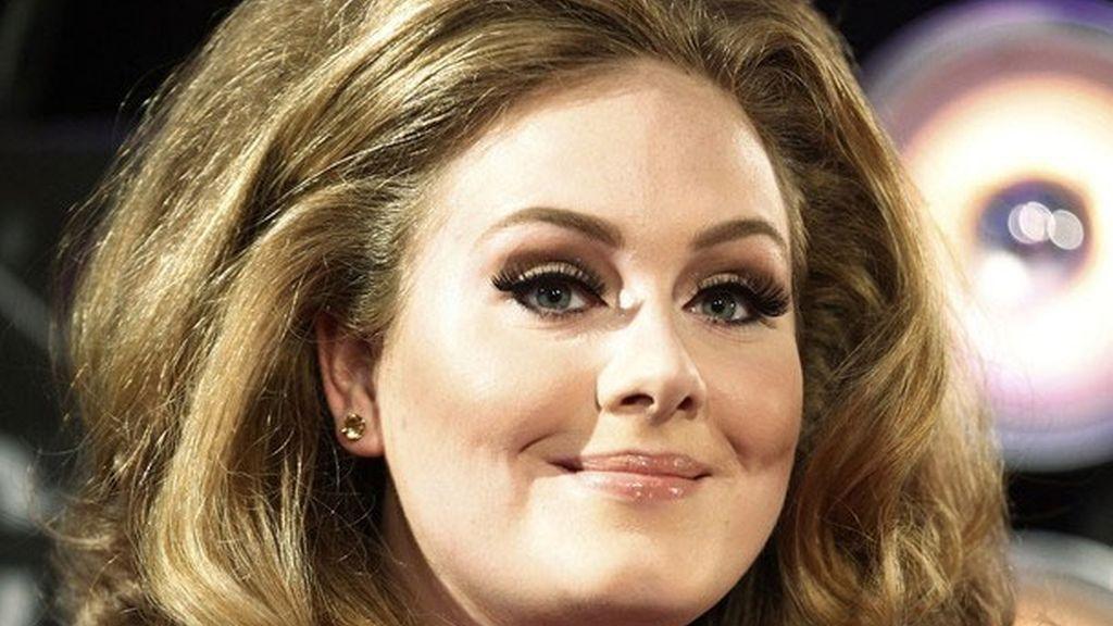 Adele en una imagen de archivo