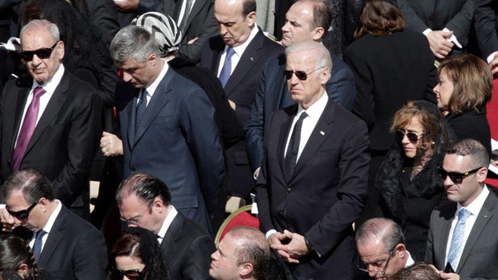 Jon Biden, vicepresidente de EEUU