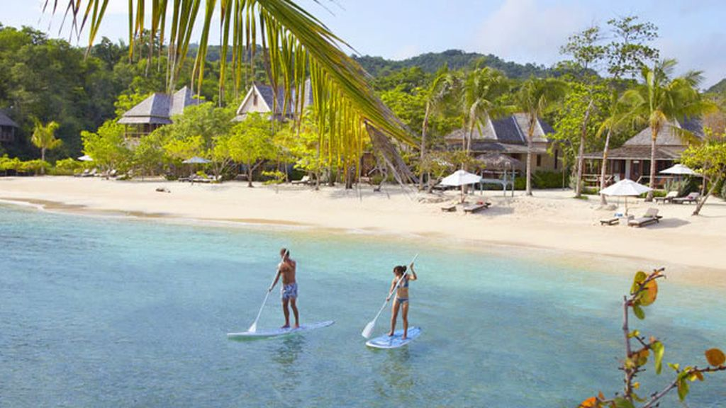 El GoldenEye Hotel & Resort de Jamaica albergó la película de 1995