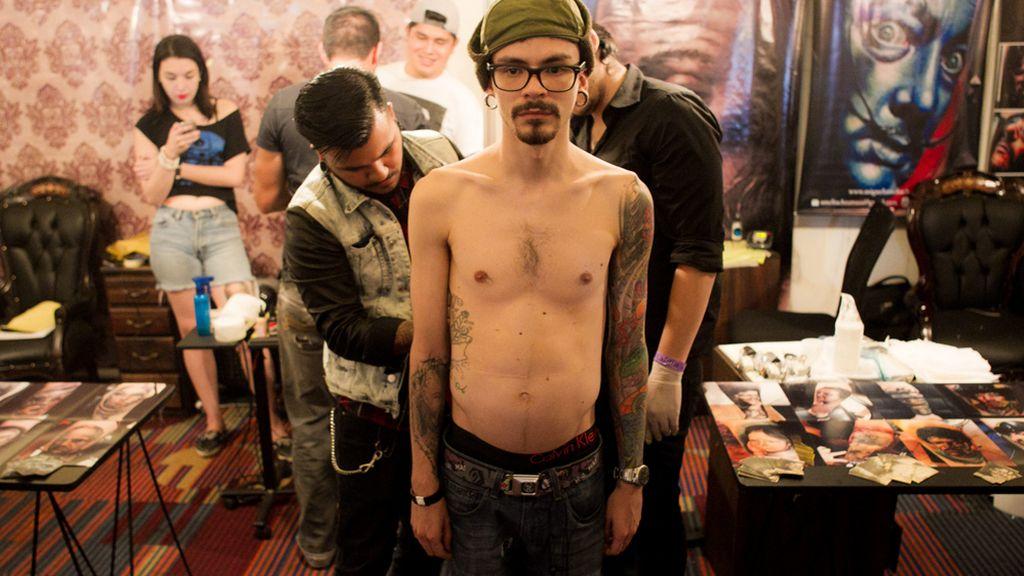Los mejores tatuadores del mundo se reúnen en Venezuela