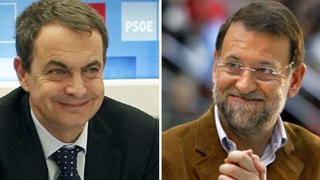 La encuesta del CIS muestra a Rodríguez Zapatero como el líder político mejor valorado. Foto: Archivo