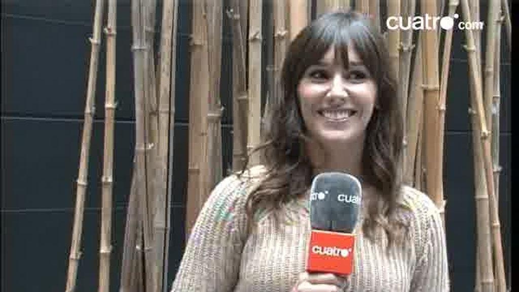 EXCLUSIVA: 21 preguntas para conocer a Adela Ucar