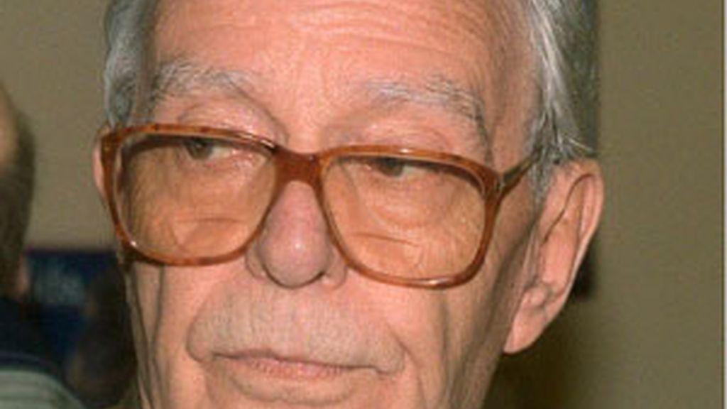 Ramón Tamayo, productor, empresario teatral y director del Centro Dramático Nacional entre 1979 y 1981, en una imagen de archivo. FOTO: EFE