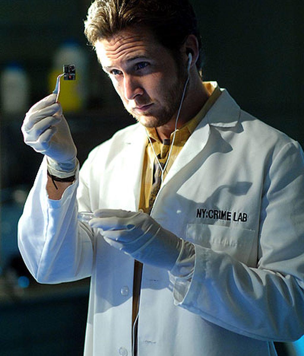 CSI Nueva York: Los personajes