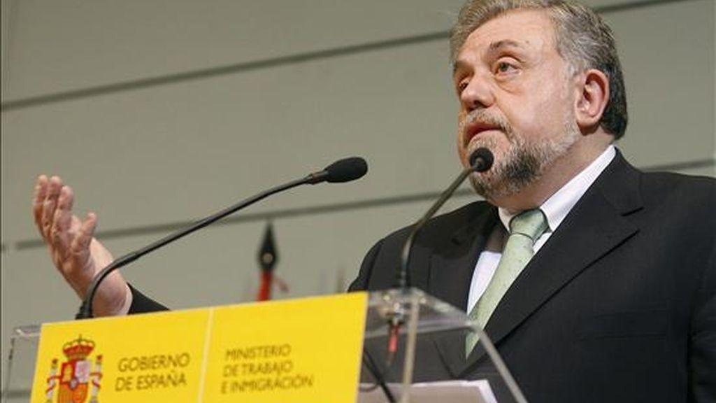 El secretario de Estado de Seguridad Social, Octavio Granados. EFE/Archivo