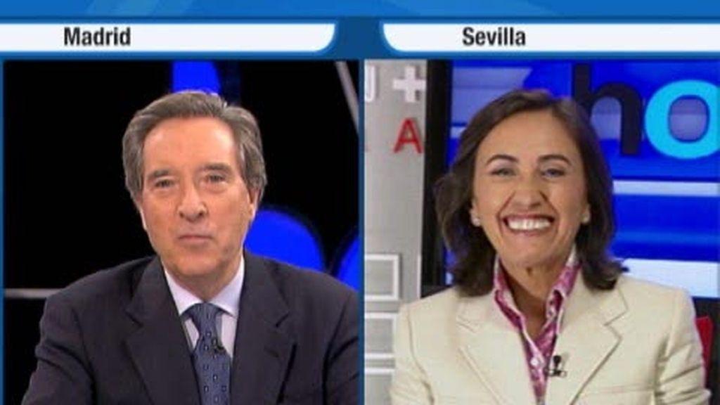 Iñaki Gabilondo entrevista a Rosa Aguilar