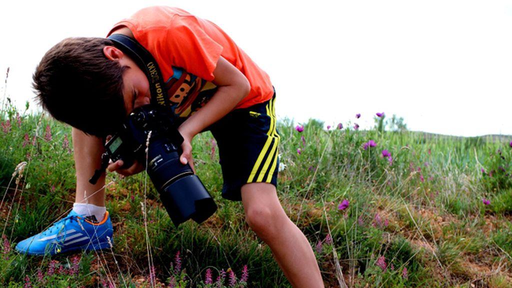 El prodigio fotógrafo de la naturaleza