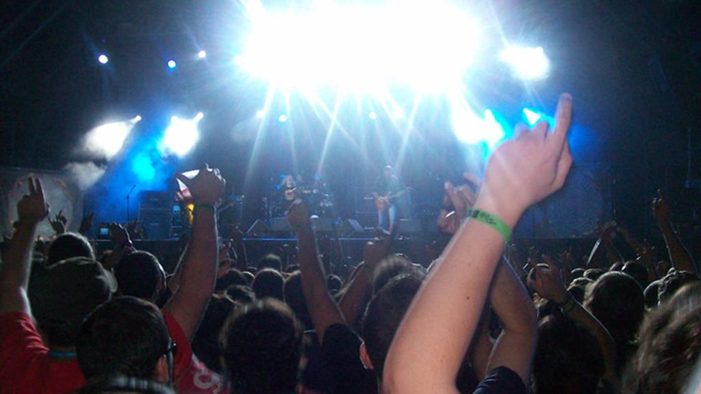 El público vibró con el festival En Vivo