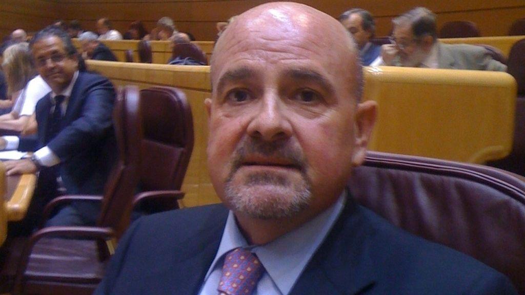 El TS abre causa al senador del PP Borja Benítez por un posible delito de malos tratos a su exmujer