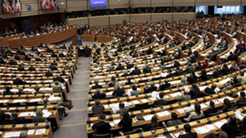 Los ministros de agricultura de los 27 debaten en el parlamento europeo en Bruselas FOTO: EFE/ archivo