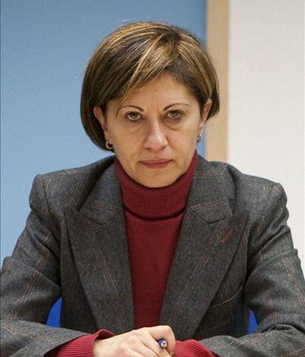 En la imagen, la ministra de Medio Ambiente, Rural y Marino, Elena Espinosa. EFE/Archivo