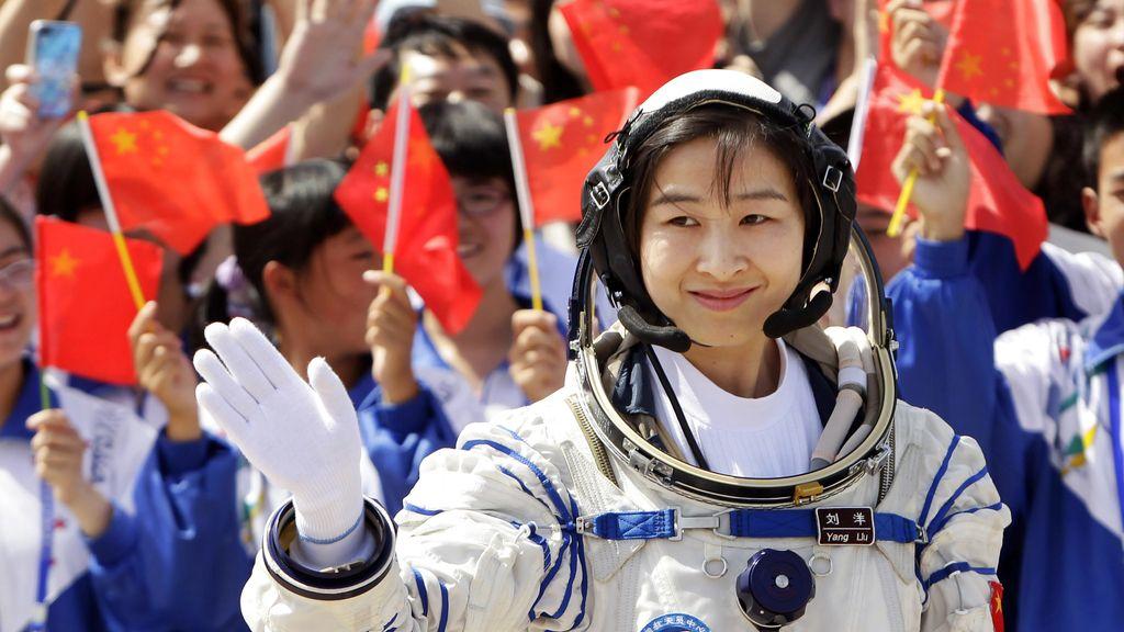 La primera mujer china en viajar a la Luna