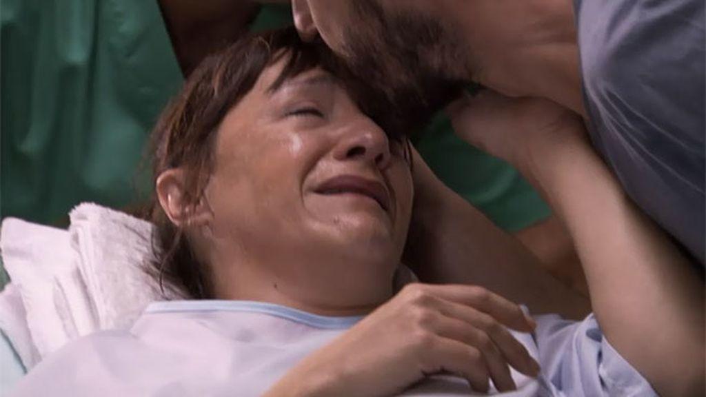 Mónica está dispuesta a poner en peligro su vida por hacer realidad su sueño