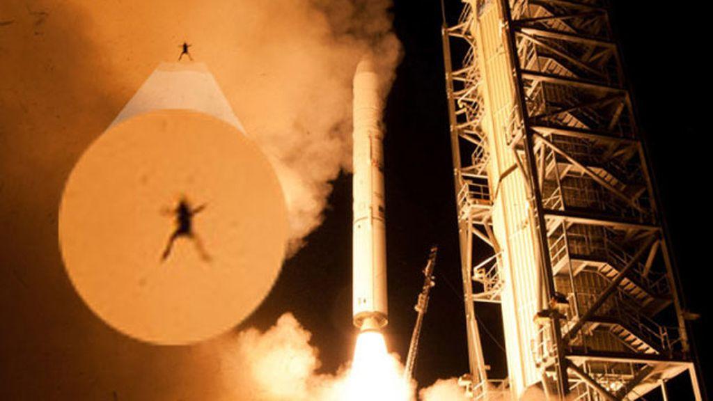 La rana astronauta