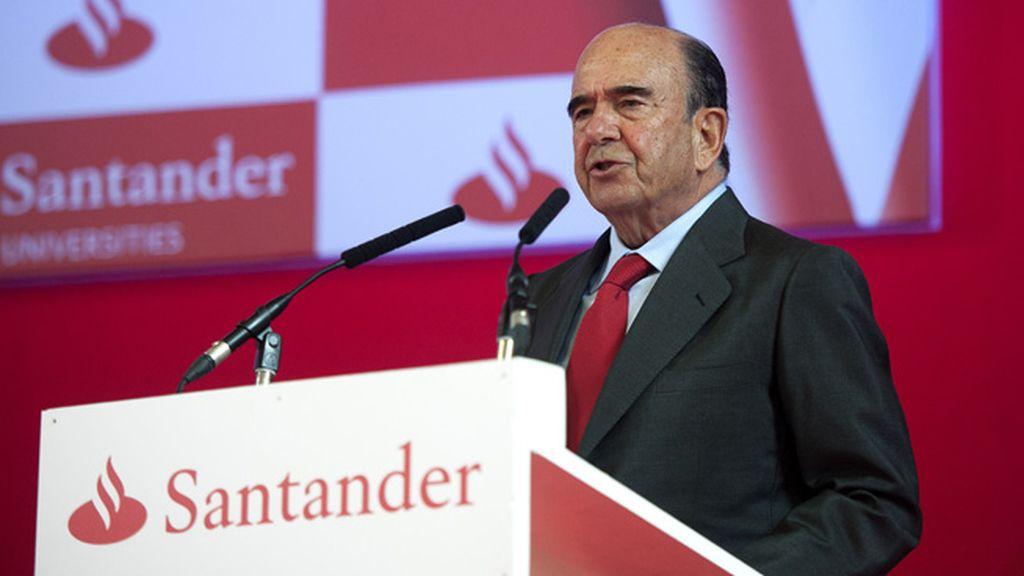 Emilio Botín (10 de septiembre)