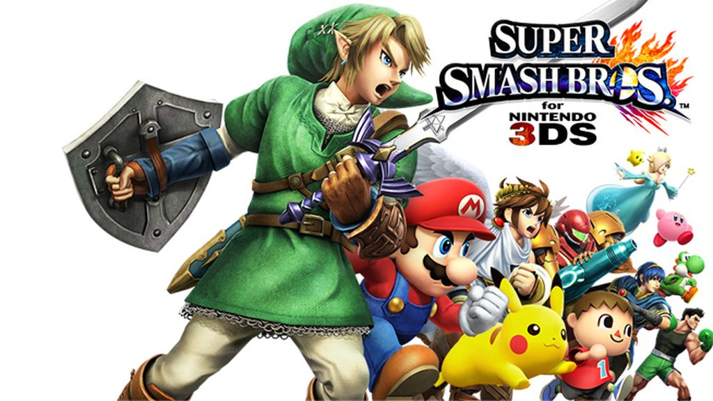 Super Smash Bros. (WiiU y 3DS)