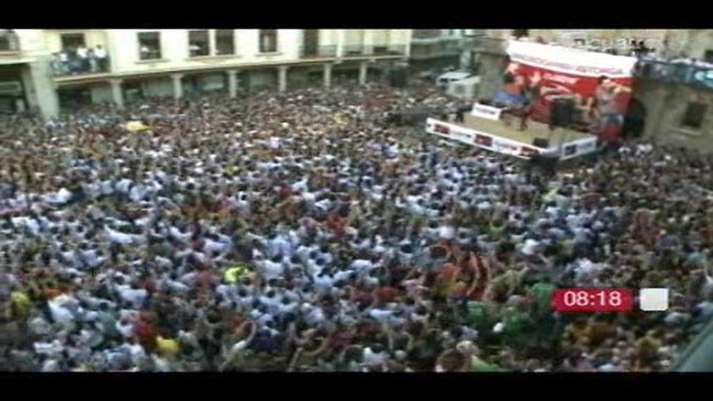 ¡ 6.241 personas participan en la macrogamba de Tonterías las justas en Astorga!