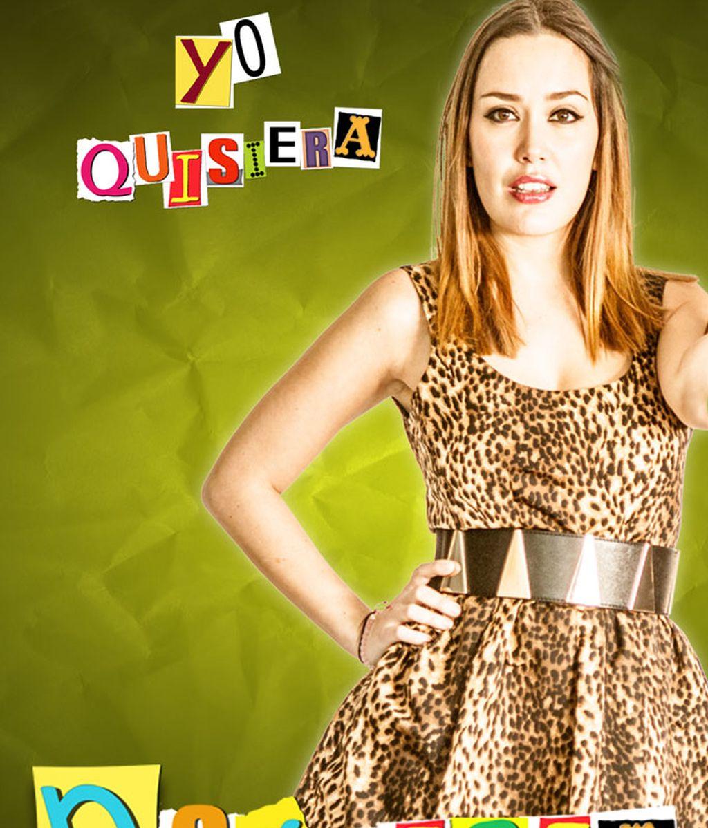 Claudia Medina es Patricia