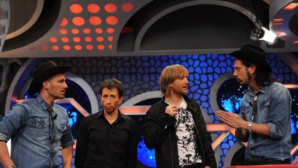 David Guetta en la Teletienda