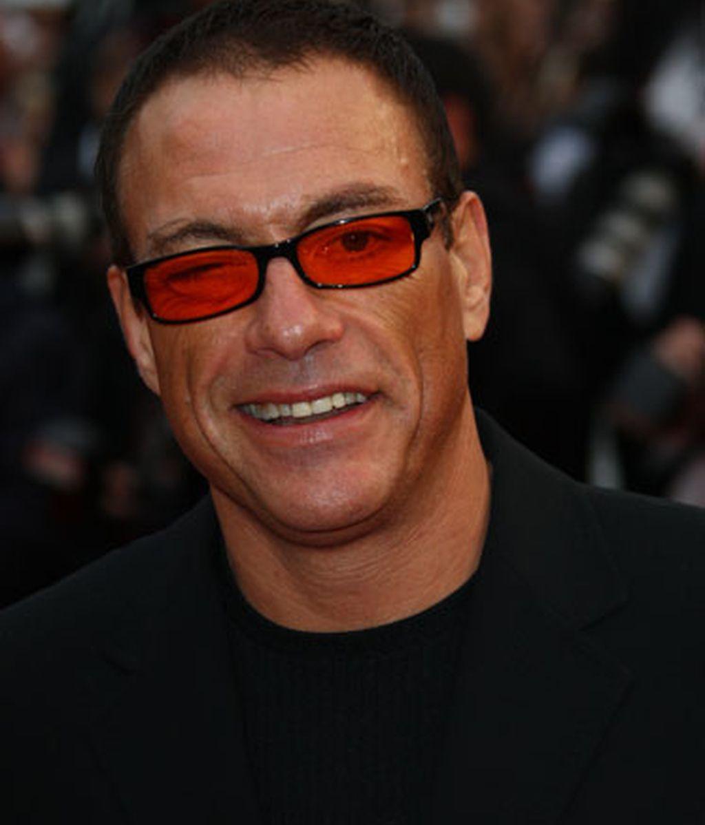 Jean Claude Van Damme = Jean Claude Camille Fançois Van Varenberg