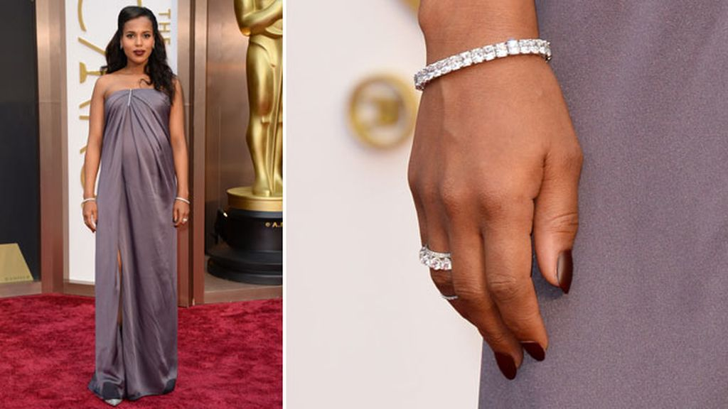 Las joyas de Kerry Washington eran de la firma Jennifer Meyer