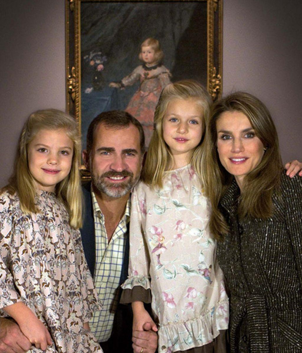 Felicitación navideña (Diciembre 2013)