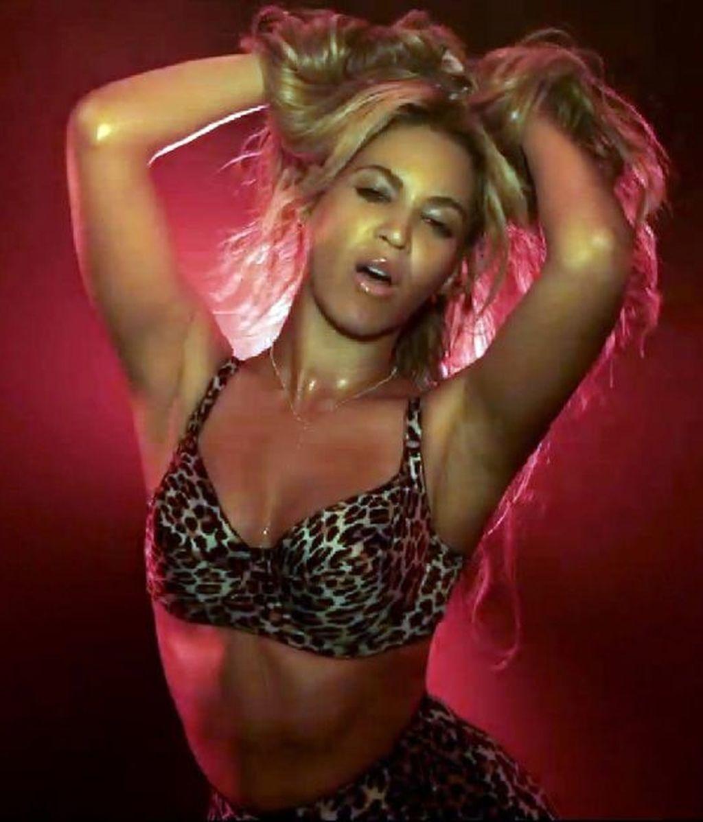 Como suda Beyoncé  cuando hace el amor