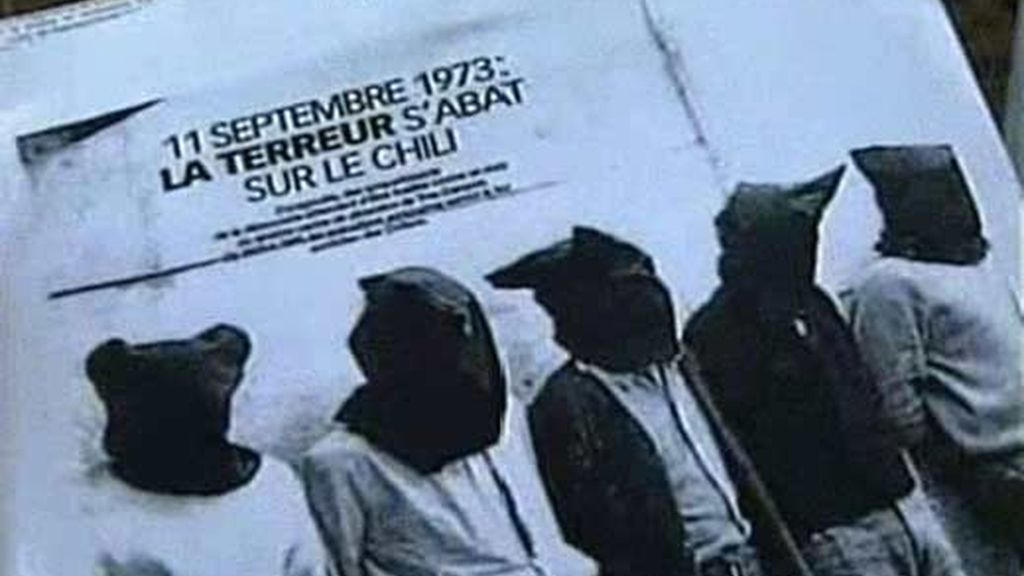 Se trata del juicio por violaciones de los derechos humanos más numeroso de la historia de Chile . Vídeo: Atlas