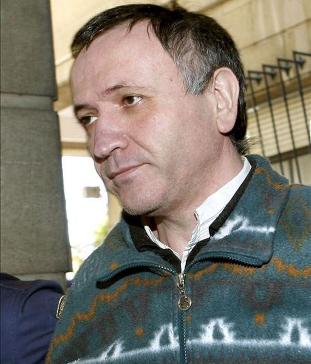 Santiago del Valle, encarcelado por la muerte de la pequeña Marí Luz Cortés. EFE/Archivo
