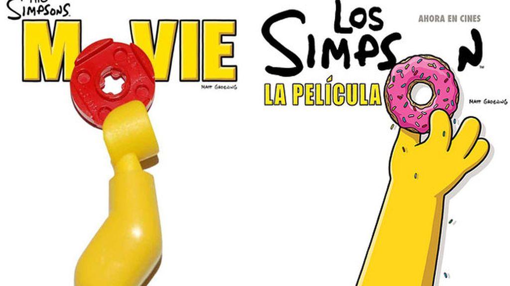 Versión Lego de 'Los Simpsons'