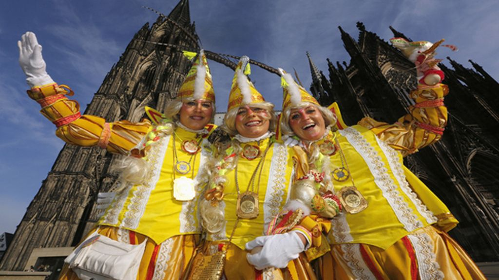 Carnaval en el mundo