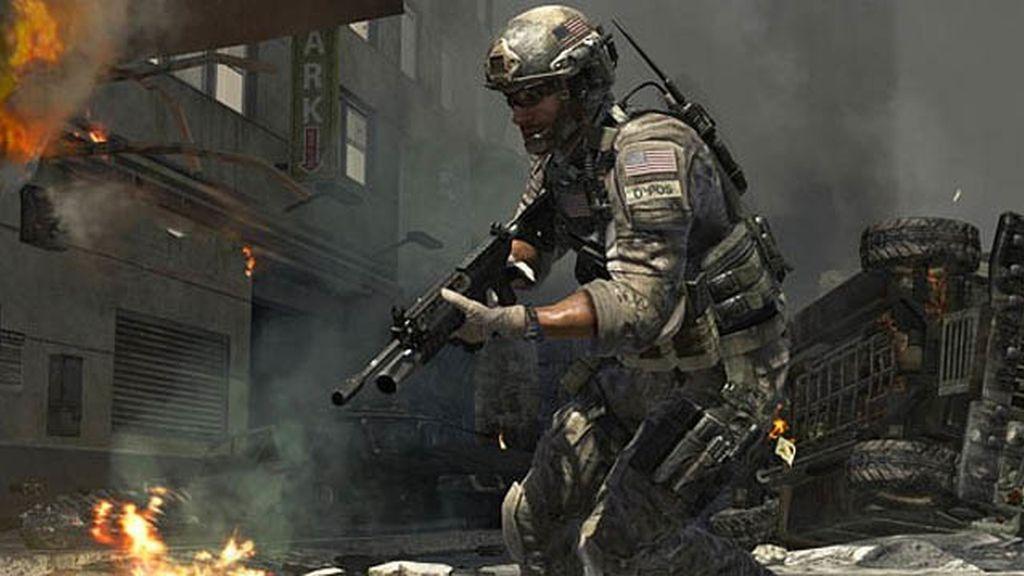 Call of Duty, récord de ventas