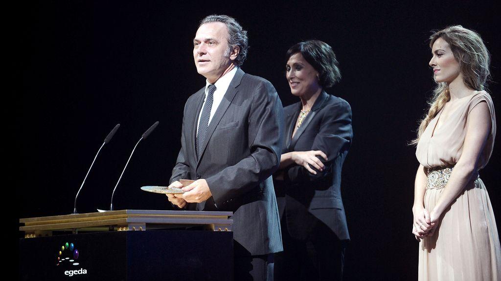 La produción de Telecinco, premio a la mejor pelícual y al mejor actor