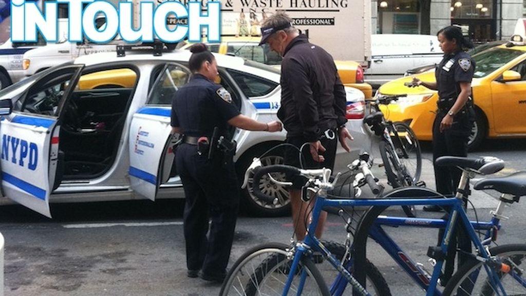Alec Baldwin arrestado por desorden público