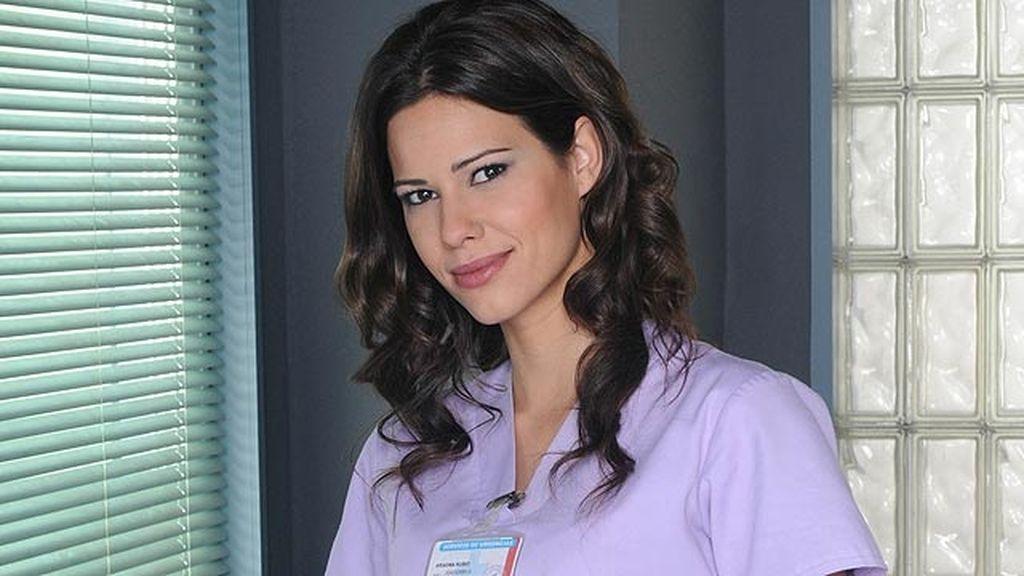 Ariadna (Nani Jiménez), una residente sin vocación