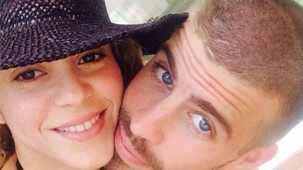 Shakira recuerda cómo comenzó su relación con Piqué en Instagram
